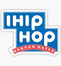 I HipHop Sticker