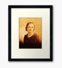 Of Icons Framed Print