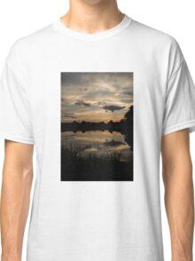 Sunset Glow Classic T-Shirt