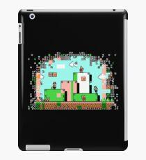 Glitch - Super Mario Bros. 3 iPad Case/Skin