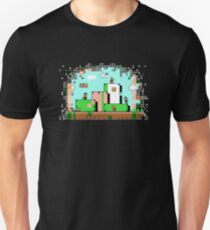 Glitch - Super Mario Bros. 3 Unisex T-Shirt