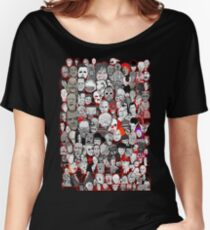 Titans of Horror Women's Relaxed Fit T-Shirt