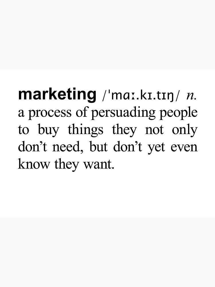 Marketing by annyarden