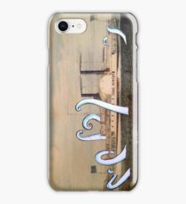 Isaac Newton Octopus and Ship iPhone Case/Skin