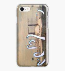 Isaac Newton Octopus and Ship iPhone Case/Skin