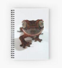 Crested Gecko Hatchling Spiral Notebook
