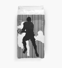 Rugby Tackle 2 Duvet Cover