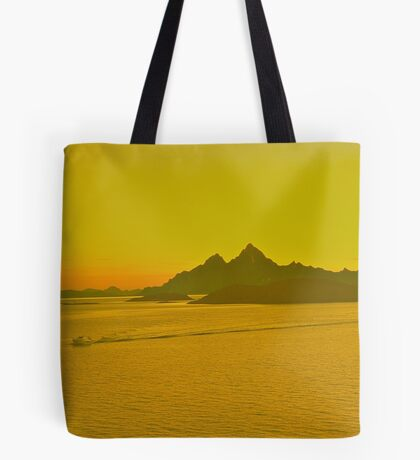 The New Seven Wonders Of The World. Lofoten Islands . Kabelvag - Norway. Doctor Faustus Tote Bag