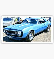 Chevy Camero Muscle Car Sticker