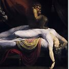 The Nightmare - Henry Fuseli by themasters