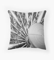 Patterns & Shapes Throw Pillow