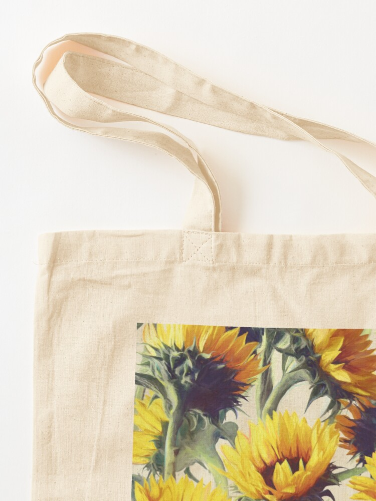 Alternate view of Sunflowers Forever Tote Bag