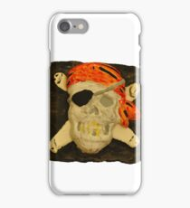 Jolly Roger iPhone Case/Skin