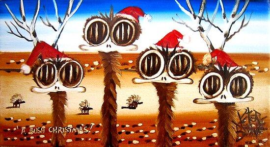 A BUSH CHRISTMAS by peterbrowne