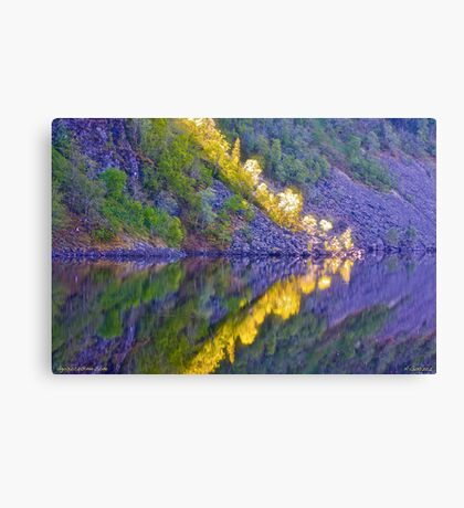 Audiemus - my walking with Lord  , Blessing color , happiness and peace. Amen. by Brown Sugar.Favorites:  9 Views: 491.thanks !!! Canvas Print