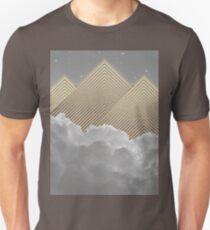 Silence is the Golden Mountain Unisex T-Shirt