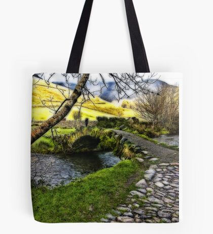 Bridge Approach  - Wasdale Head Tote Bag