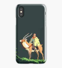 Ashitaka iPhone Case/Skin
