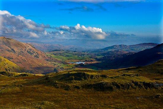 Lakeland View by Trevor Kersley