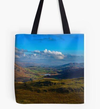 Lakeland View Tote Bag