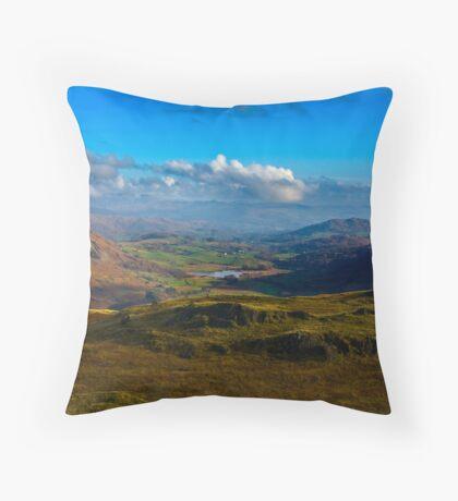 Lakeland View Throw Pillow