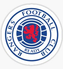 Glasgow Rangers FC logo Sticker