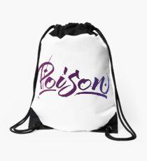 Poison Drawstring Bag