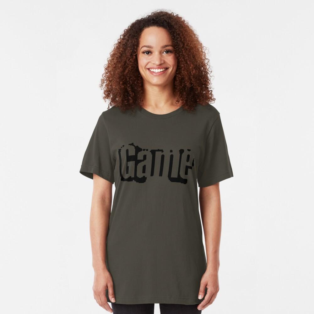 Game. Slim Fit T-Shirt