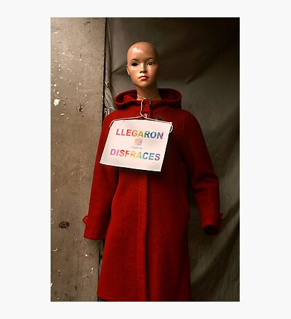 Shabby Girls 2612 / WE GOT COSTUMES Photographic Print