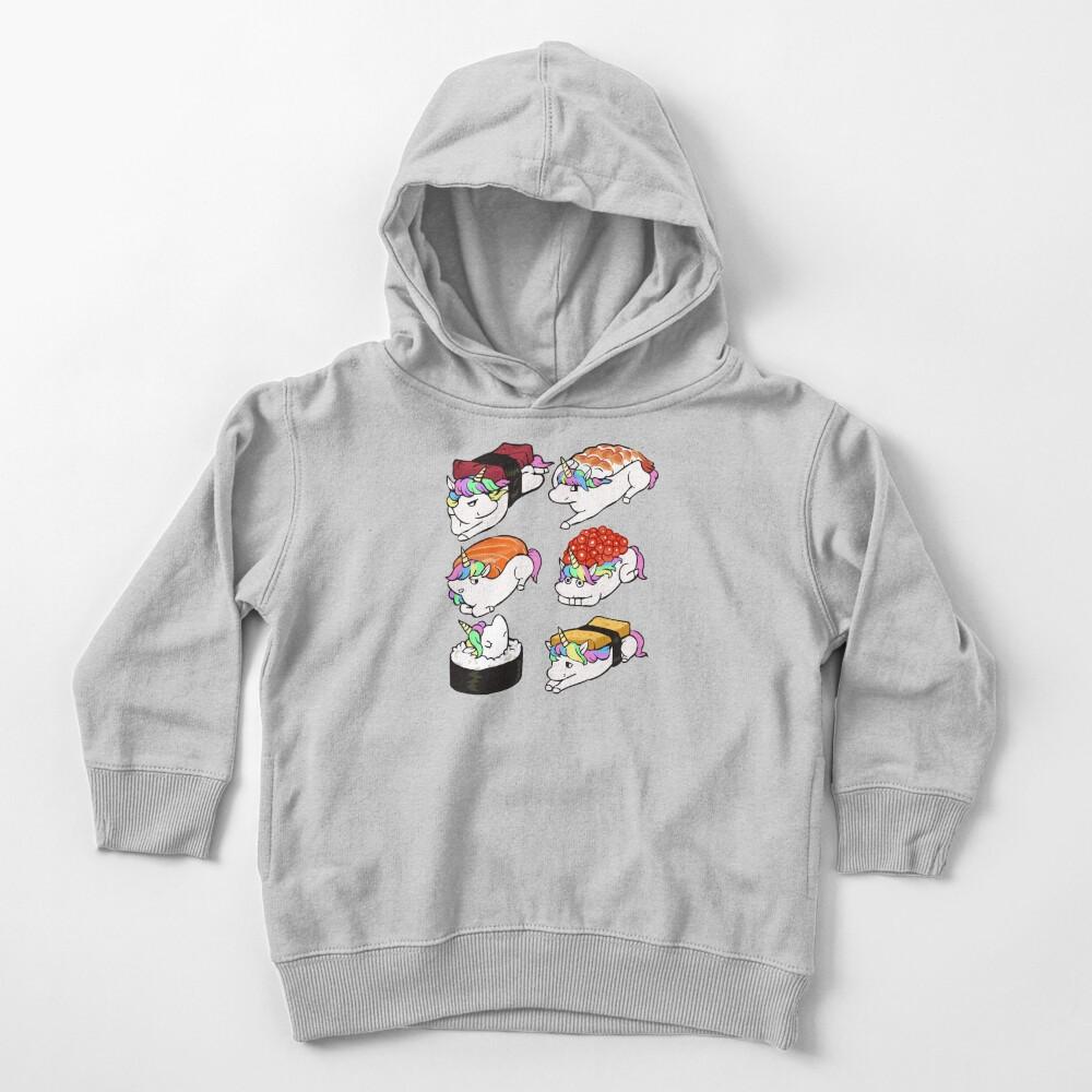 Sushi Unicorn Toddler Pullover Hoodie