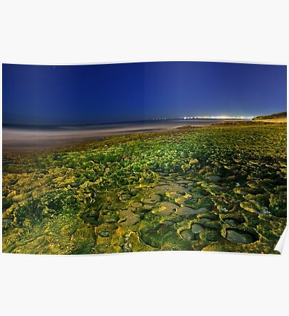 North Beach - Western Australia  Poster