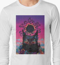 Black Eyed Dog Long Sleeve T-Shirt