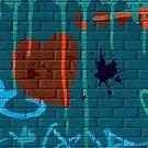 Graffiti by Linda Miller Gesualdo
