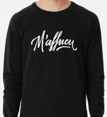M'affucu Lightweight Sweatshirt