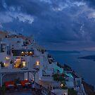 Santorini by Mark Robson