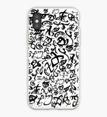 Shadowhunter Runes iPhone Case