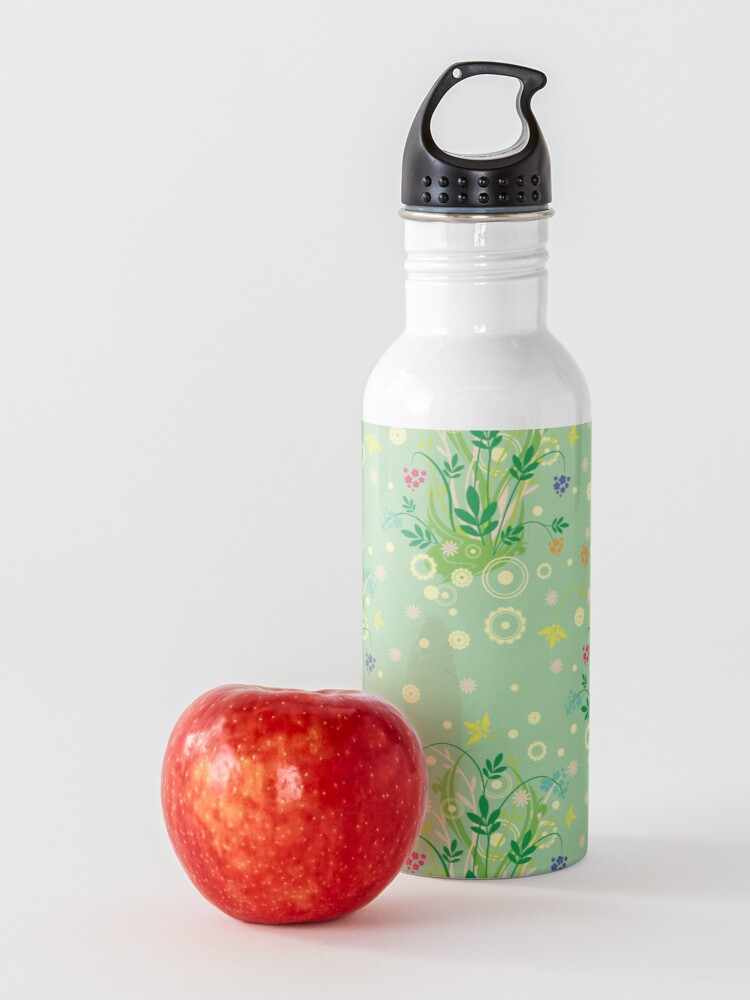 Alternate view of Decorative products with floral ornament. Water Bottle