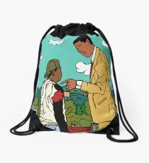You Smhoke Don't Cha? (LeanOnMe) Drawstring Bag
