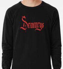 Dracarys - Red Lightweight Sweatshirt