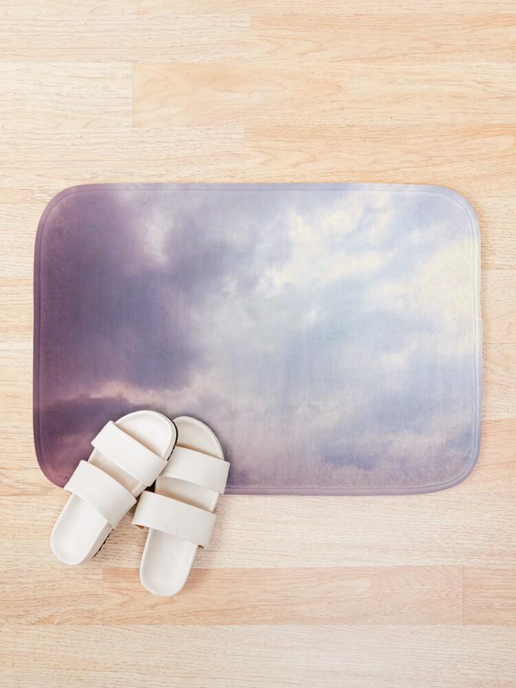 Alternate view of Purple Majesty Bath Mat