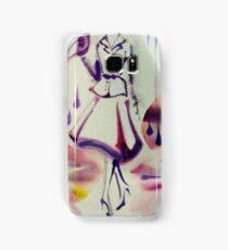 Fifties Samsung Galaxy Case/Skin