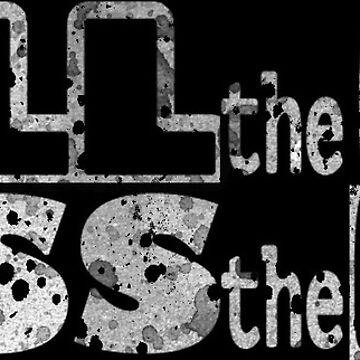 Kill The Pop Kiss The Rock by BradBailey