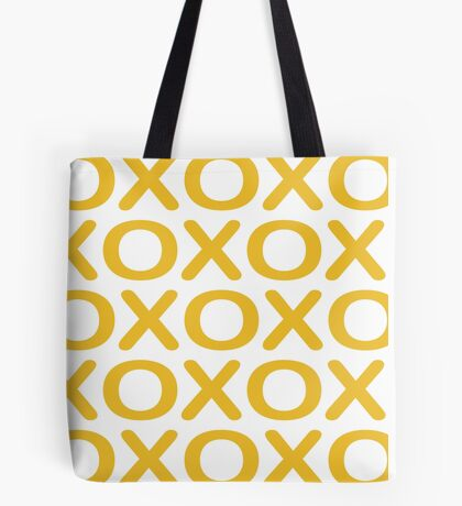 Noughts Crosses Tote Bag
