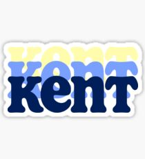 Kent Design Sticker