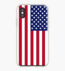 American flag Phone skin/case iPhone Case