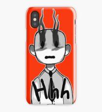 Hhh iPhone Case/Skin