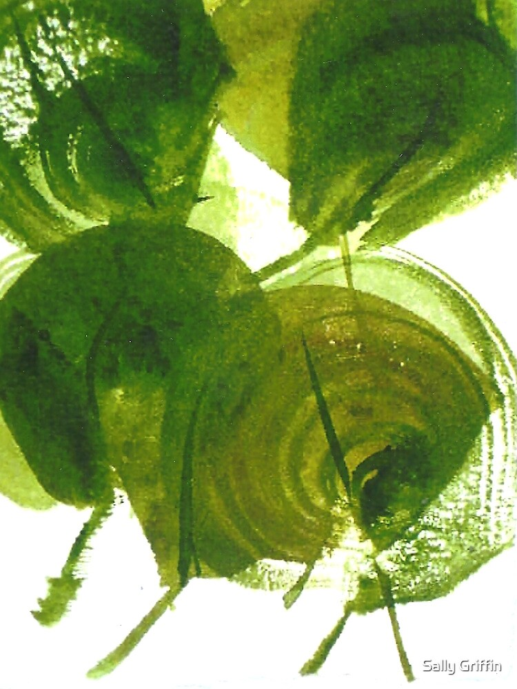 Green Leaves by Sally Griffin