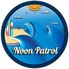 Noon Patrol by riomarcos