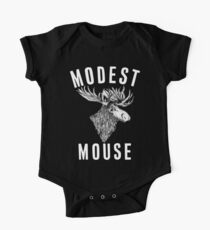 Modest Mouse Moose One Piece - Short Sleeve