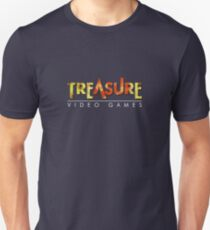 Treasure Videos Games (Replica) T-Shirt